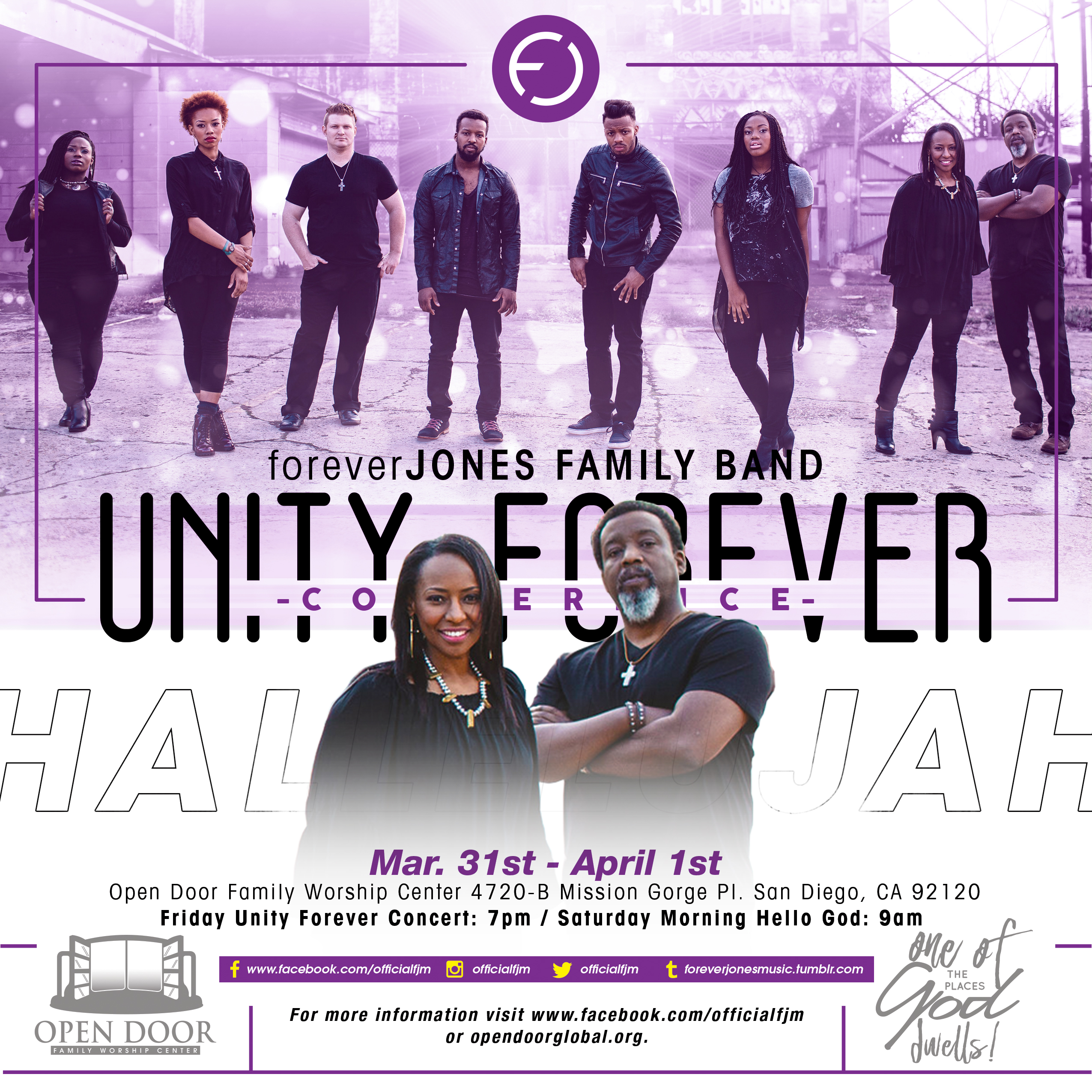 Unity Forever Conference